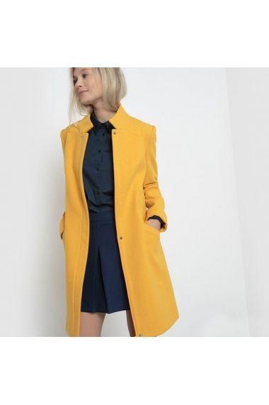 FashionUP! - Palton R edition 6811663 galben - FEMEI, Geci & Sacouri, Paltoane