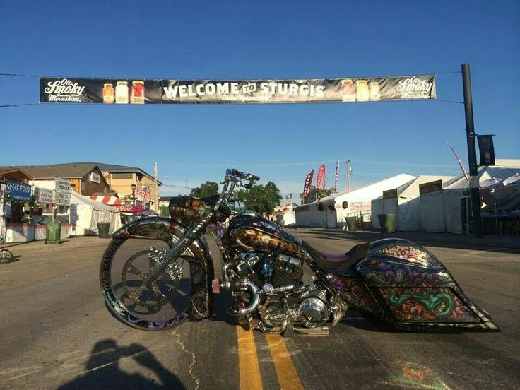 Welcome Sturgis 2014