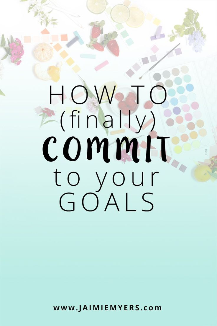 Workout Motivation. How to Finally Commit to Your Goals. Let's get 2016 ready! #motivation #commitment #goals