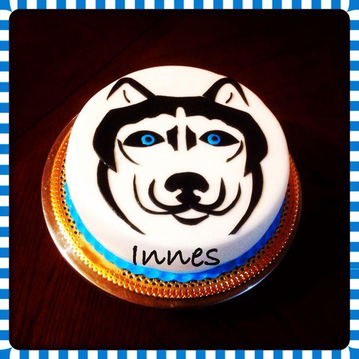 Торт с волком