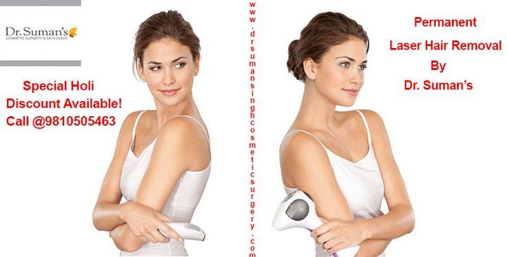 Permanent Laser Hair Removal In Delhi