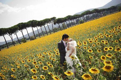 Maremma weddings in Italy