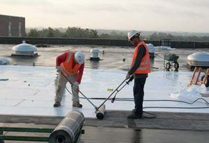 All About Commercial Roofing