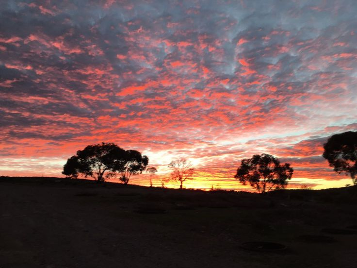 Blinman Sunset, Flinders Ranges