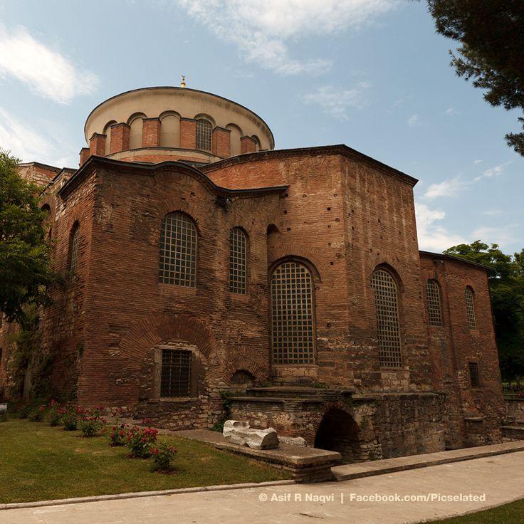 Church of Hagia Eirene, Topkapi Palace, Istanbul, Turkey | by Asif R Naqvi