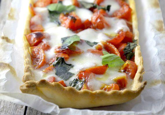 I colori del mediterraneo in poco più di 200 calorie a porzione: ideale da gustare al posto della pasta o del classico panino ...