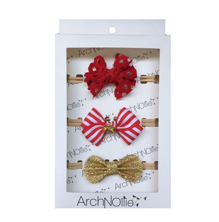 Jingle Bells Elastic Set