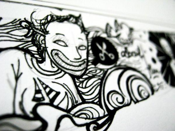 random doodling