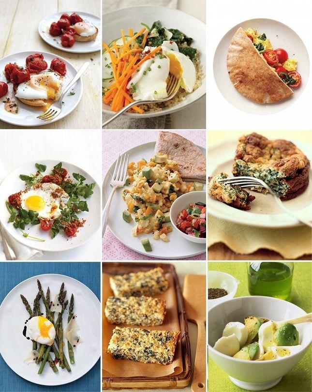 recipes from  Edwards Living #healthy #breakfast #recipes