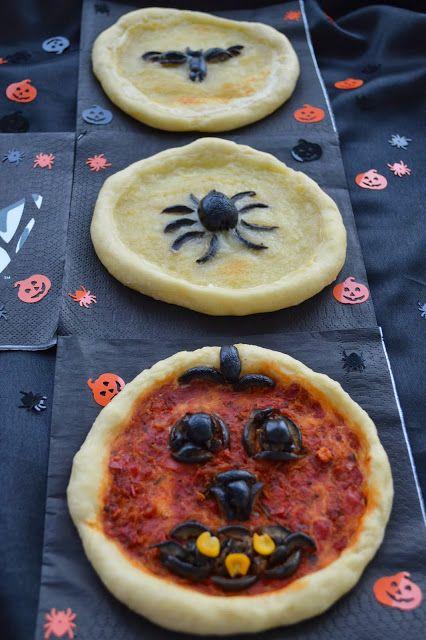 Rețeta zilei: Minipizza de Halloween - Ora de Stiri