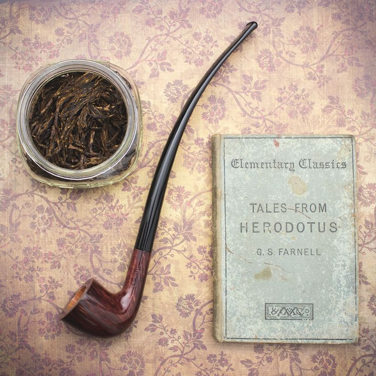 Want to know the history of the churchwarden pipe (outside of Gandalf and the Hobbits)?