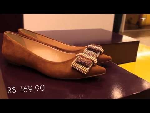Recentemente o Taguatinga Shopping inaugurou a Espaço ALLÚ. O ambiente da loja é incrível, moderno e muito fashion! É impossível não se encantar com a vitrine e não ficar louca para entrar e conhecer todos os modelos de sapatos e bolsas maravilhosos da loja.
