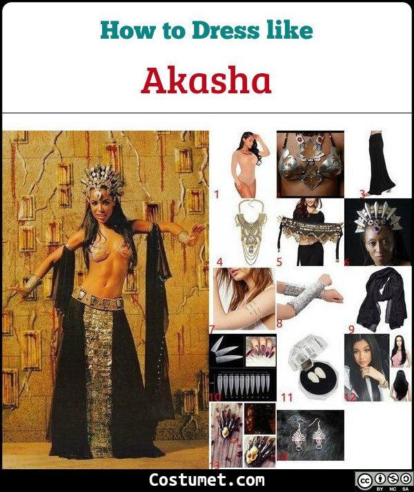 Halloween 2020 The Damned Akasha (Queen of the Damned) Costume (With images) | Queen of the