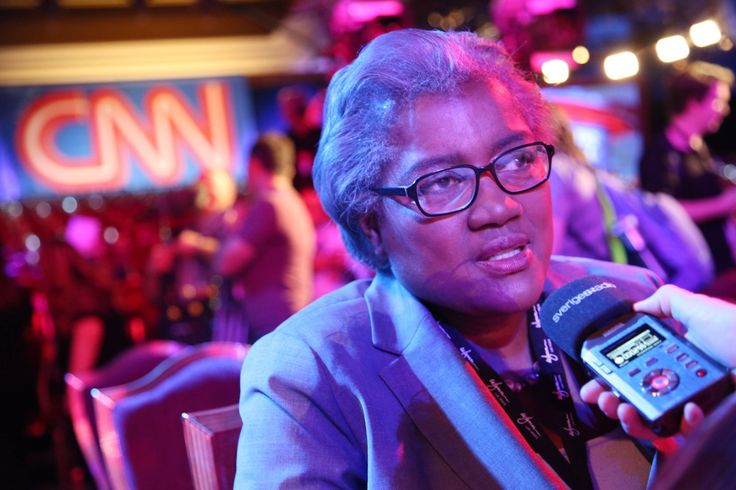 CNN Debate Cheater Donna Brazile Calls for Senate to Reject Sessions? Confirmation as AG