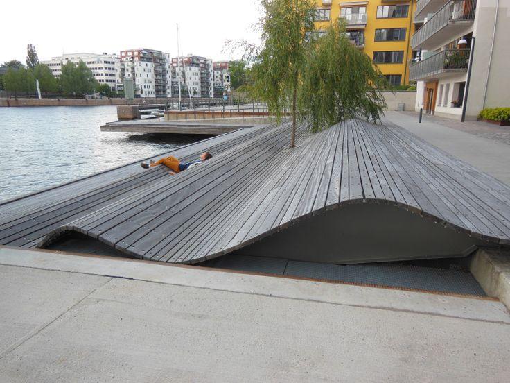 ECODISTRICT IN SWEDEN – HAMMARBY SJOSTAD |