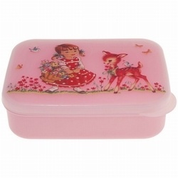 Lunchbox Meisje Roze