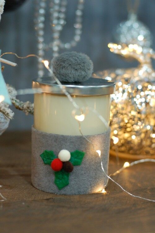 ELstudio christmas candle  www.shop-el.co.kr
