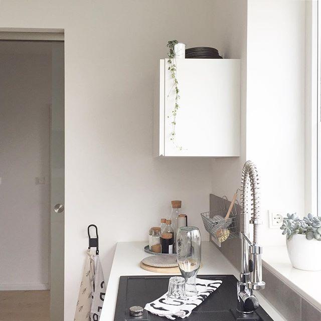 52 best Küche images on Pinterest Wooden case, Decorating ideas - korbauszüge für küchenschränke