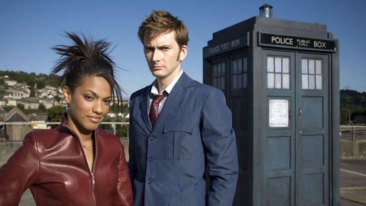 The Tenth Doctor: Best Quotes | Photo Galleries | Doctor Who | BBC America Martha Jones & Doctor 10