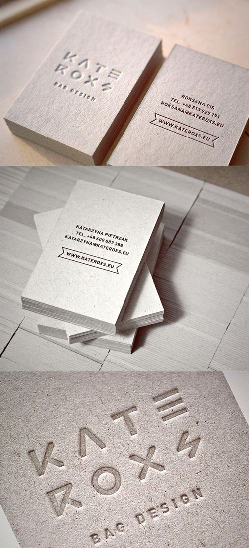Handbag designer business card ...