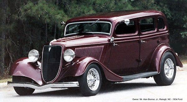 Ford other four door sedan 1934 ford street rod hot rod for 1934 ford door