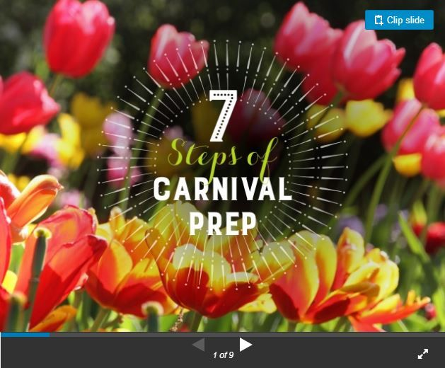 Our favourite time of the year is here! And so is Carnival of Flowers. Check out our 7 Steps of Carnival Prep! #spring #tcof #toowoombaregion http://www.slideshare.net/ToowoombaRC/the-7-steps-of-carnival-prep