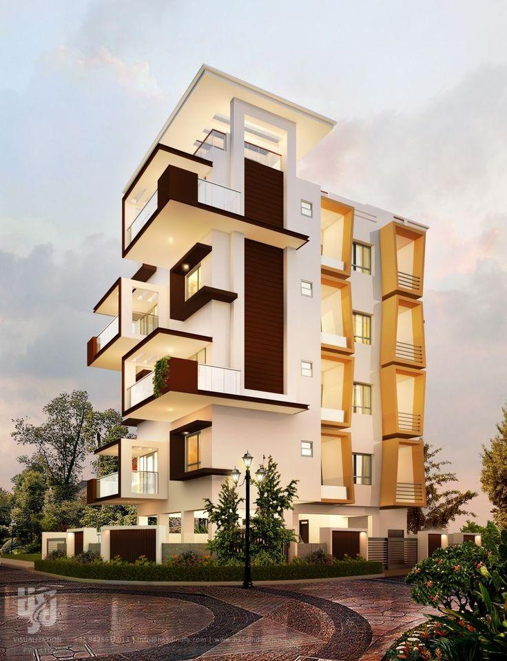 2182 best elevation images on pinterest house design for Modern house 3d tour