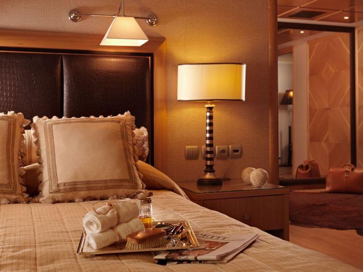 2nd Bedroom #PresidentialSuite701 #Divani Caravel