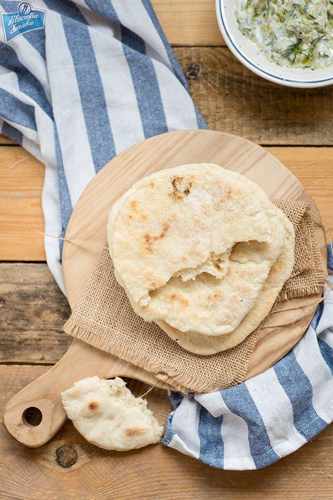 Bazlama, turecki chleb z patelni