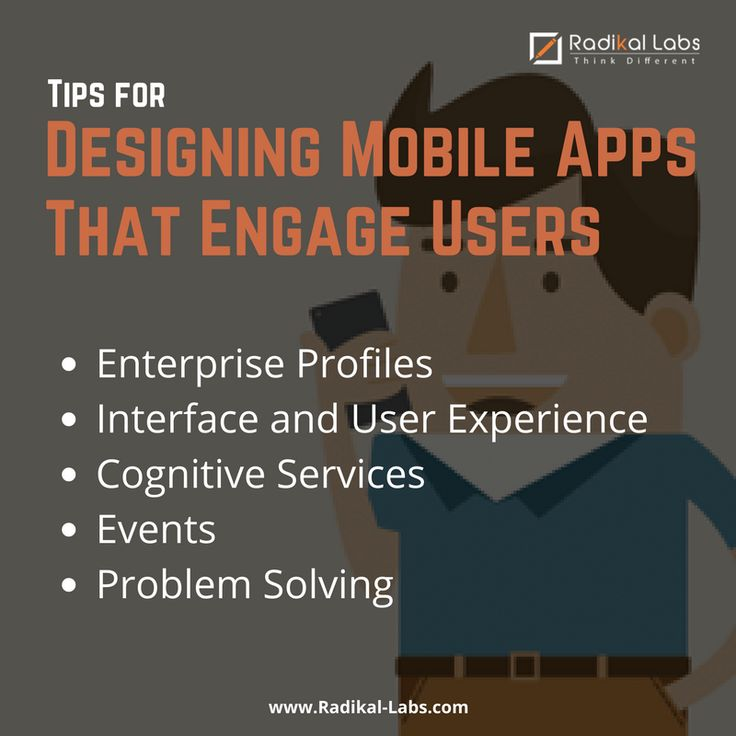 5 Great Tips for Designing Mobile Apps That Engage Users