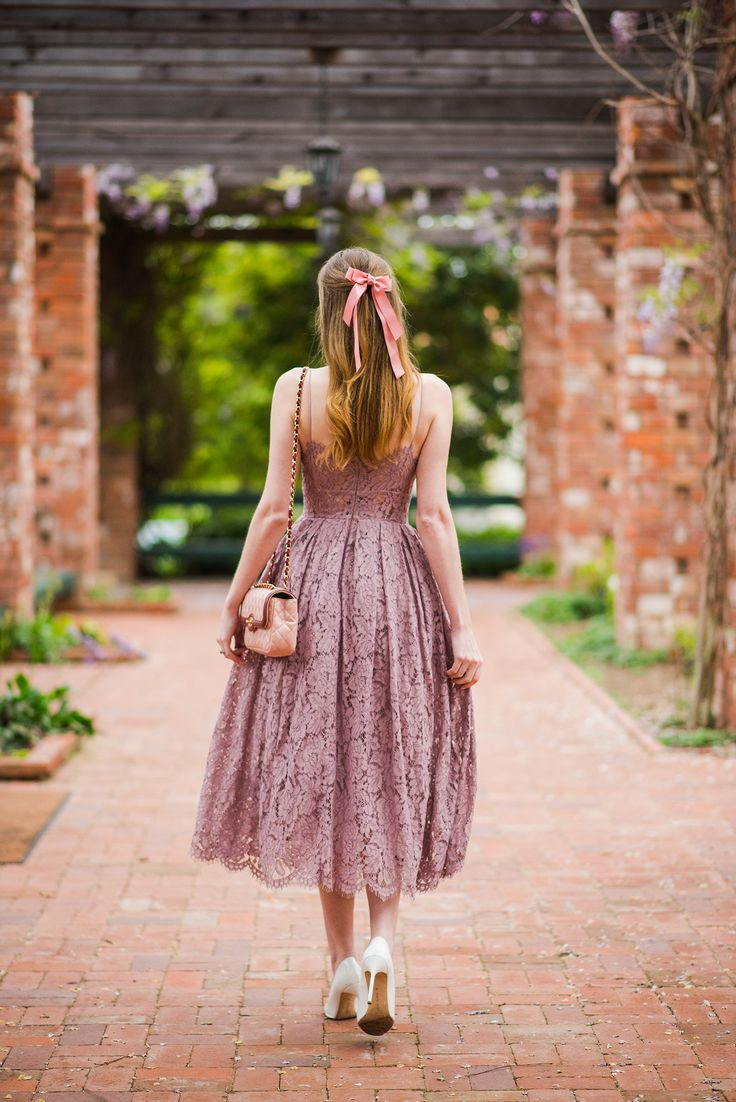 What To Wear To A Spring Wedding - The A List - Aisle Style
