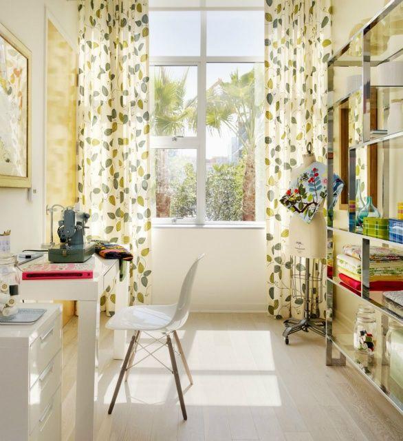 15 Ide Menata Ruang Jahit di Rumah | Seputar Dunia Rumah