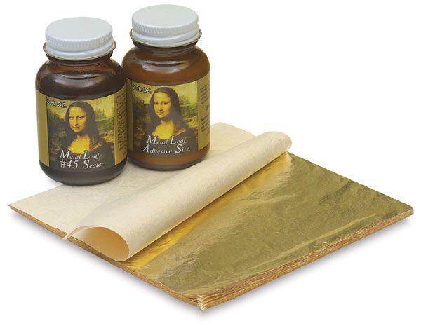 Gold Leaf Kit