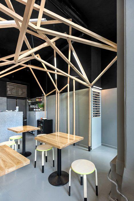 Best 25 wooden canopy ideas on pinterest - Bar canopy designs ...