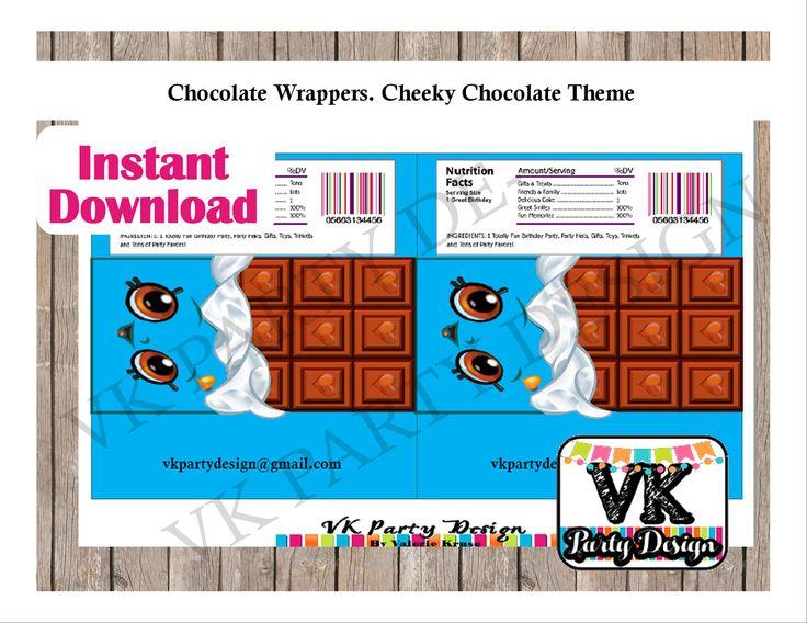 A personal favorite from my Etsy shop https://www.etsy.com/listing/519828869/shopkins-cheeky-chocolate-digital-pdf