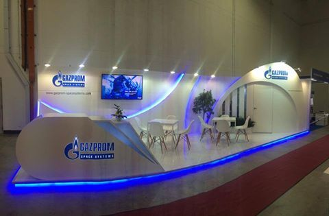 From 2 to 5 June in Singapore exhibition CommunicAsia 2015 was held in which our company has organized a stand company for Gazprom Space Systems.#gc_granat #the_best_company #exhibition_services