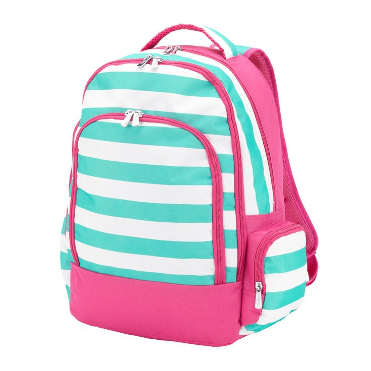Viv&Lou Skylar Stripe Backpack