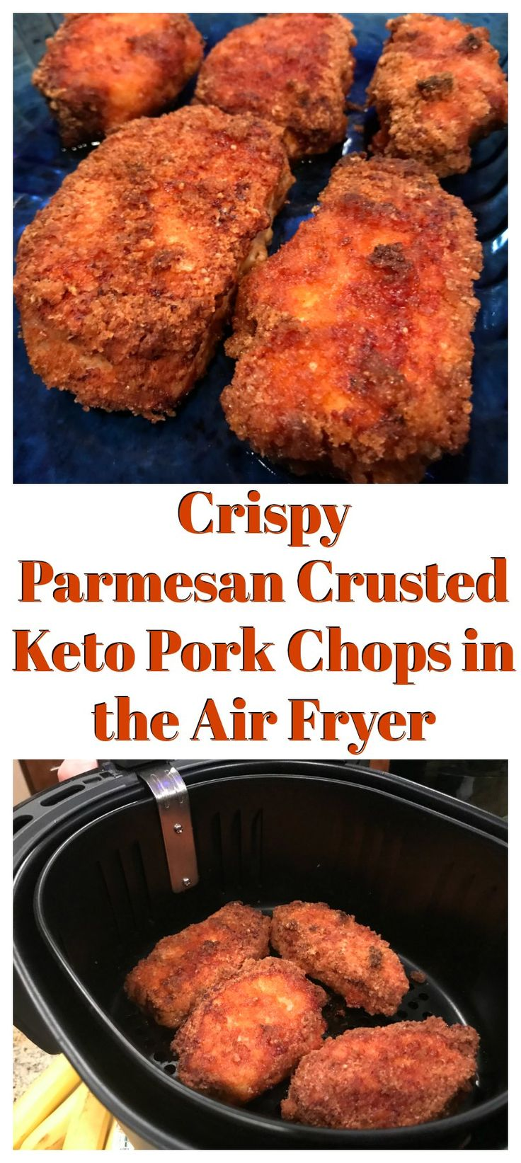 Keto Pork Chops Crispy and Delicious via @isavea2z