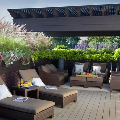 Garden Seating Area Design, Pictures, Remodel, Decor and Ideas - page 31