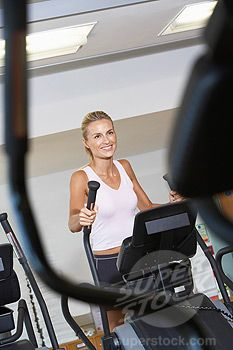 Great workout/healthy eating blog.  Example Intense cardio/strength workout:  10 minutes on the elliptical  50 crunches on exercise ball  20 trx pullups (if you don't have access to a trx machine, do 10 pushups)  10 pushups  20 butt raises on exercise ball  12 burbees with 5 pound weights  20 curl to presses with 10 pound weights  10 minutes on the elliptical  10 crunches on exercise ball  20 trx pullups  10 pushups  20 butt raises on exercise ball  12 burbees with 5 pound weights  20 curl…