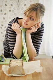 Sophie Dahl is probably my ultimate icon. Beautiful and with great style. I adore her cookery books. They themselves look delicious enough to eat! :D