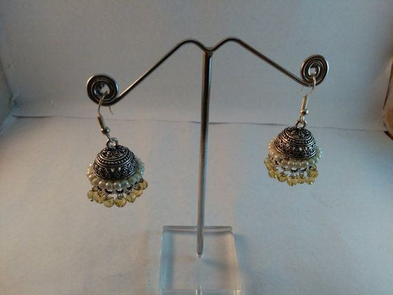 Handmade beautiful two pair antique designer silver by akshainie