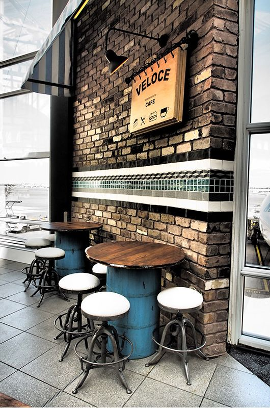 Veloce Cafe Sydney Airport T2