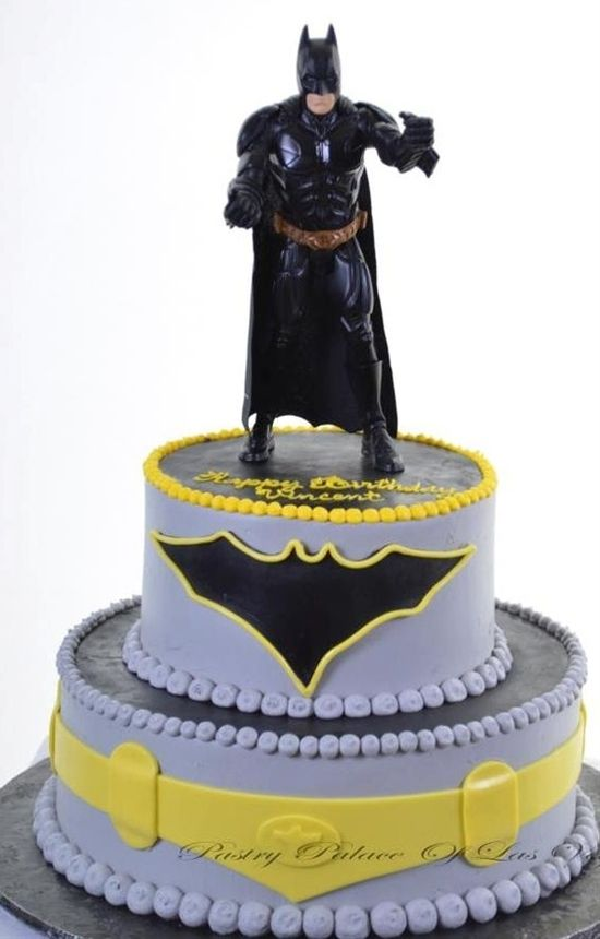 Batman | Kids Cakes | Pastry Palace Las Vegas Cake
