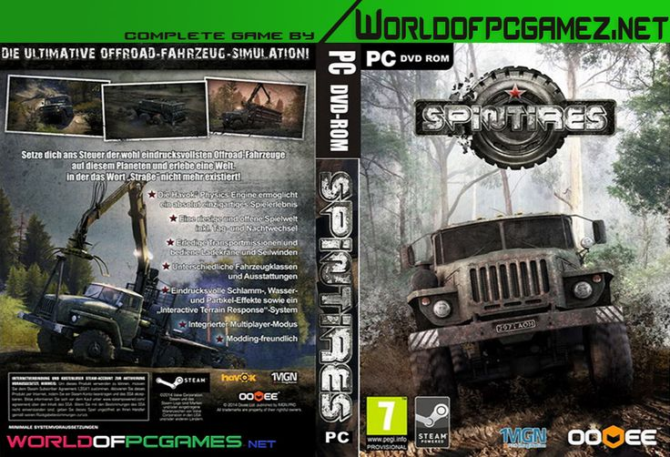 Spintires Free Download PC Game Full Version Graphic