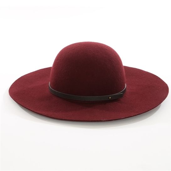Capeline en feutre - Collection Casquette - chapeau - Pimkie France