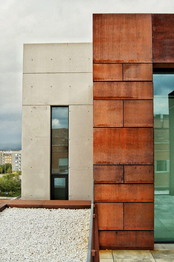 M s de 25 ideas incre bles sobre edificios de oficinas en pinterest arquitectura de edificio - Arquitectos en vitoria ...