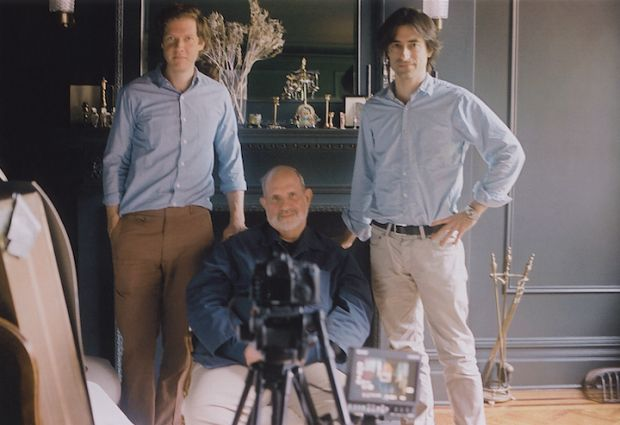 Noah Baumbach and Jake Paltrow Talk the Form and Function of 'De Palma'