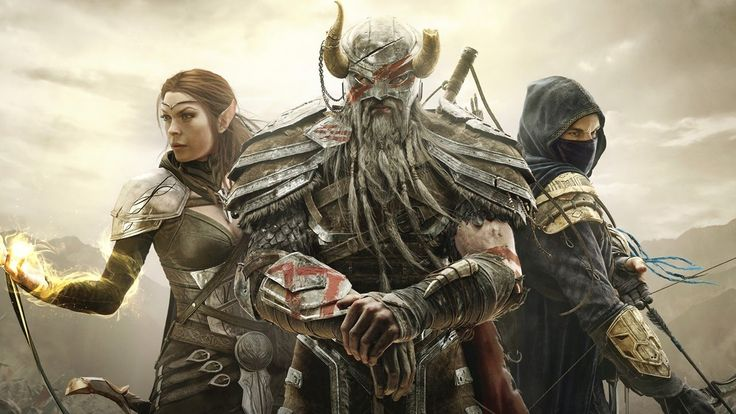 awesome The Elder Scrolls Online - PS4/Xbox One Cinematic Trailer (Full Version)