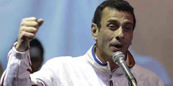 Visita de Capriles a Bogotá - Política en Colombia y el Mundo: Noticias de Política - ELTIEMPO.COM